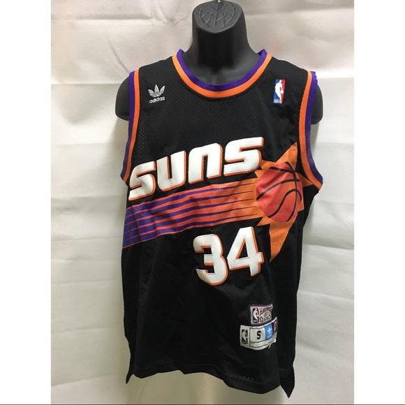 Charles Barkley Suns Jersey